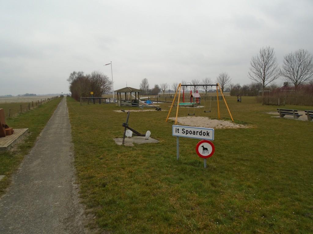 Alleen in Friesland