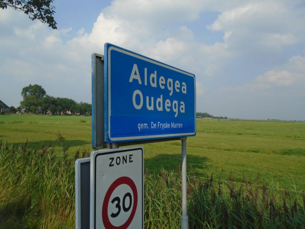 Oudega (De Friese Meren)