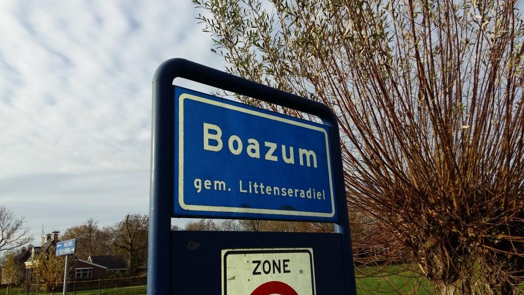 Boazum